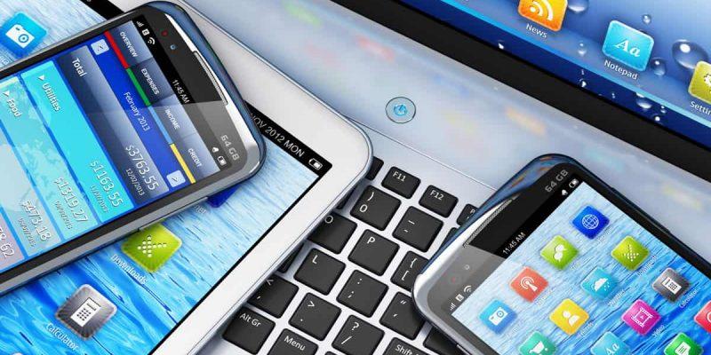 Electronics Phone Tablet Laptop