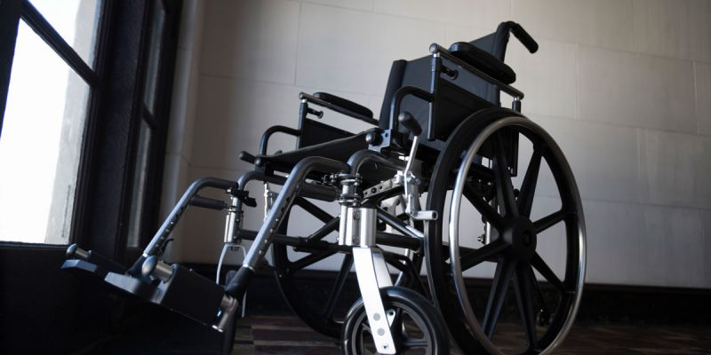 Wheelchair Paraplegic Injury Law