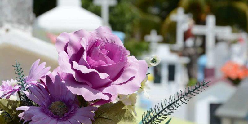 Funeral Arrangement at Cemetery