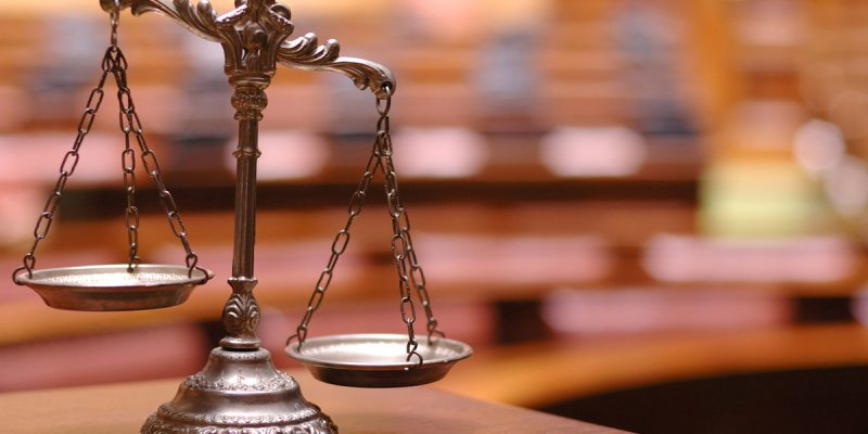 Law Balance Scale